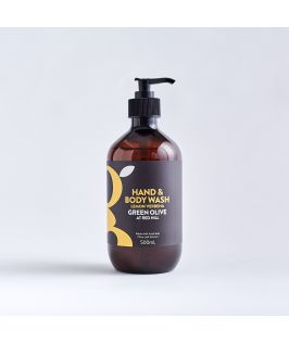 Green Olive at Red Hill Hand and Body Wash - Lemon Verbena 500ml