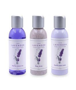 Bridestowe Lavender Estate - The Lavender Collection Body Pack Trio