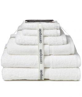 Canningvale Australia Royal Splendour 6 Piece Towel Set White