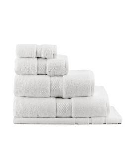 Aria Bath Towel - Perla Silver