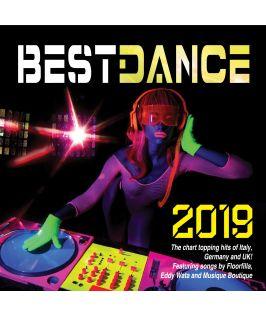 BEST DANCE 2019 CD