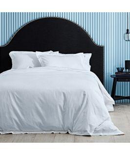 Canningvale Australia Classico Hotel Single Quilt Cover Set White