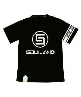SOULAND Baseball-Style T shirt