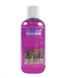 BioAire Lifestyle Aromatherapy Concentrate Essential Oils & Plant Extracts – Eucalyptus
