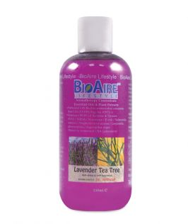 BioAire Lifestyle Aromatherapy Concentrate Essential Oils & Plant Extracts – Lavender Tea Tree