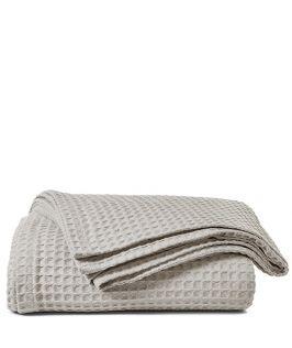 Canningvale Australia Luxury Cotton Waffle Queen Castello Grey