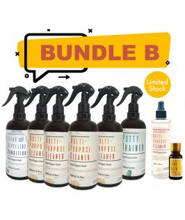 OneV Household and Pet Care Bundle