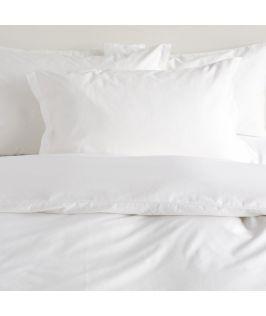 Canningvale Australia Palazzo Royale 1000TC Quilt Cover Set King Crisp White