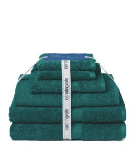 Canningvale Australia Royal Splendour Bath Towel Azzurrite Teal