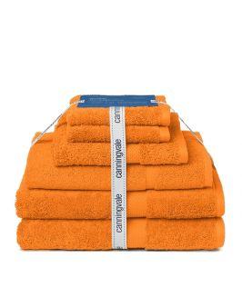 Canningvale Australia Royal Splendour Bath Towel Ambra Orange