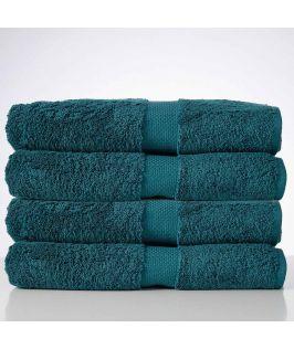 Royal Splendour Bath Sheet - Azzurrite Teal