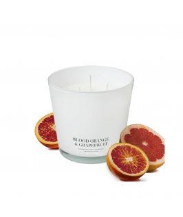 Canningvale Australia Blood Orange & Grapefruit Scented Soy Wax Candle