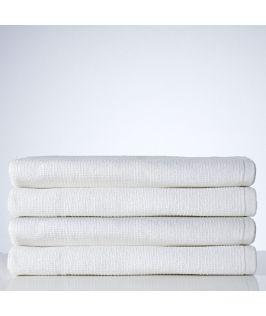 Sofi Organic Boucle Bath Sheet - White