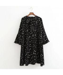 korean Design starry dress